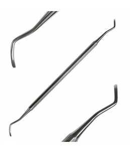 Spingicuticole punta doppia ad uncino