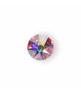 Strass cristallo AB ss6 1440 pz