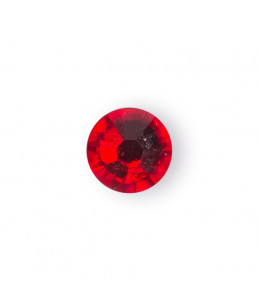 Strass rosso ss6 20 pz