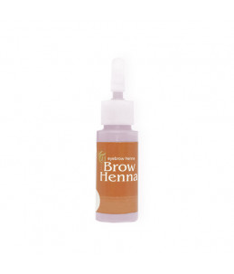 Brow Henna Amber Concentrate