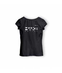 T-shirt MAKE ARTIST L