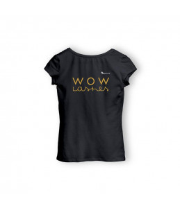 T-shirt WOW Lashes M