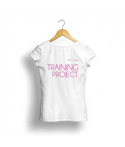 T-shirt training project L