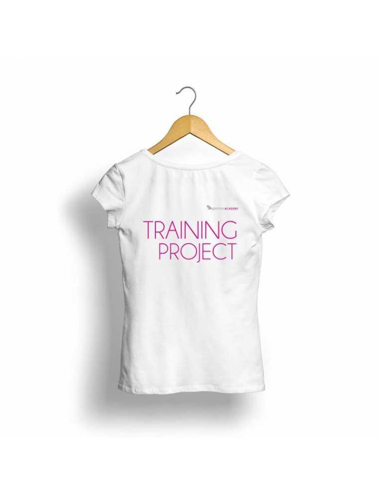 T-shirt training project L