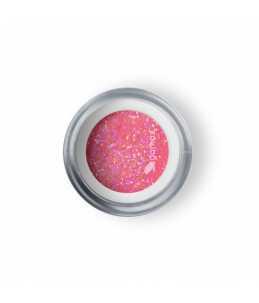 Polvere Acrilica Porpora Glitter