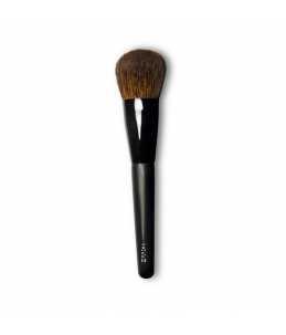 Compact powder brush