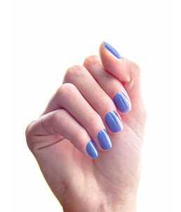 Semipermanente blu elettrico