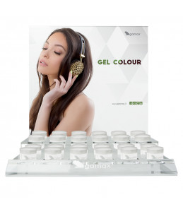 Espositore gel colours