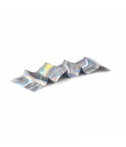 Decorazioni argento unghie