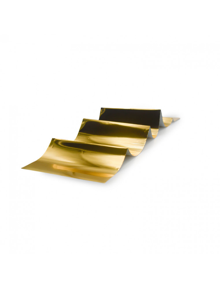 decorazioni oro unghie