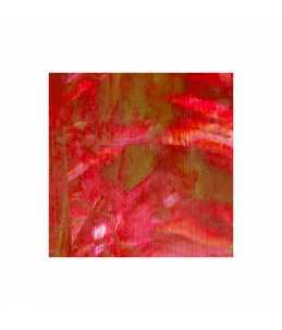 Foglio Adesivo Marbled rosso