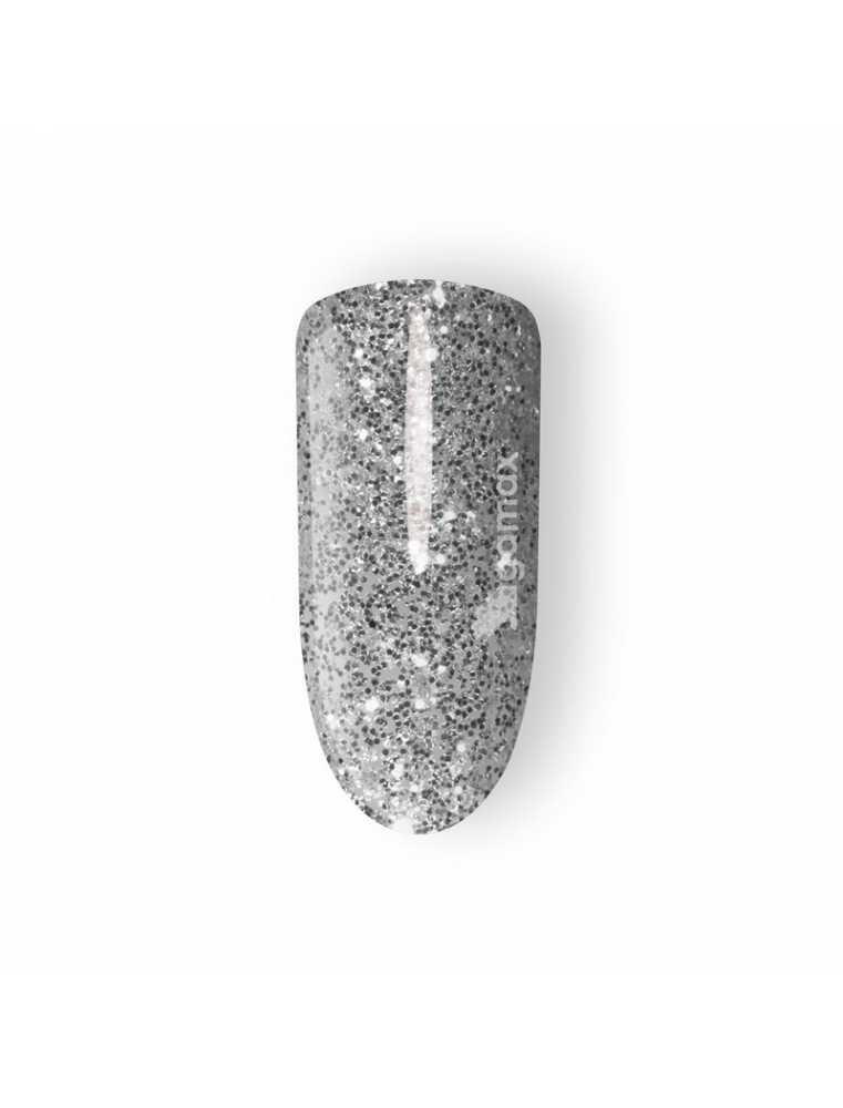 Gel Silver Glitter