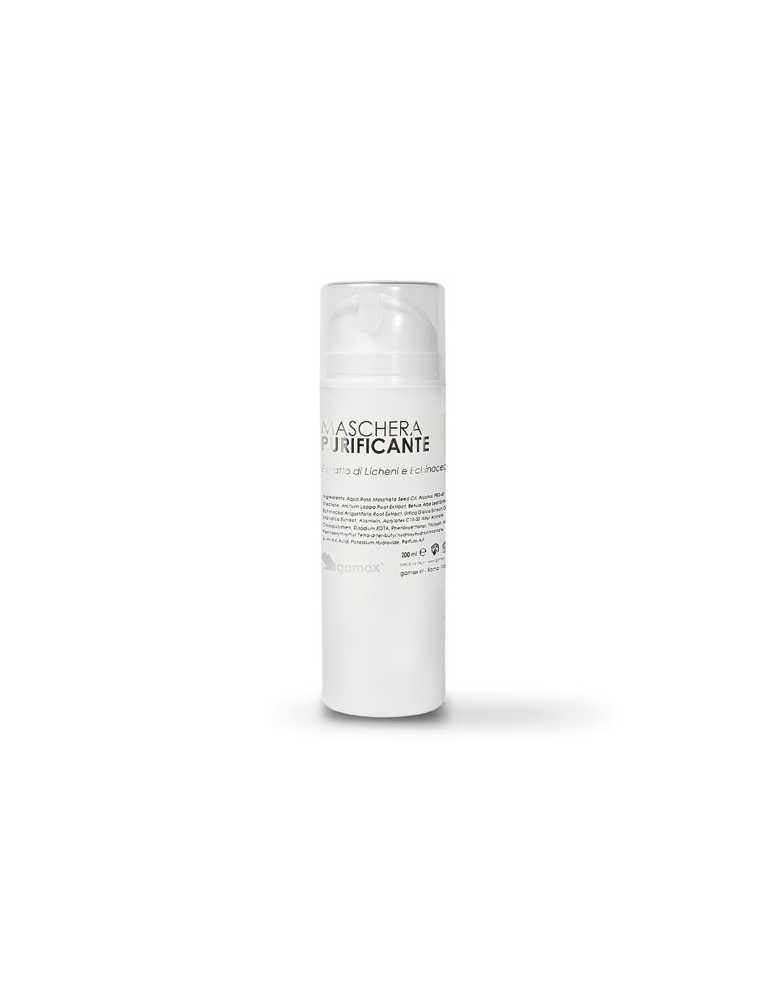 Maschera sebonormalizzante astringente 200 ml