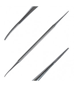 Microlima punta doppia