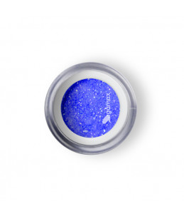 Polvere Acrilica Blu glitter