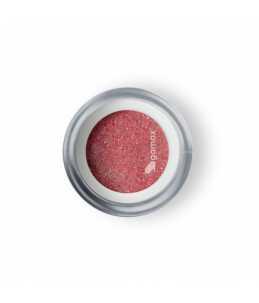 Polvere Acrilica Rosso Glitter