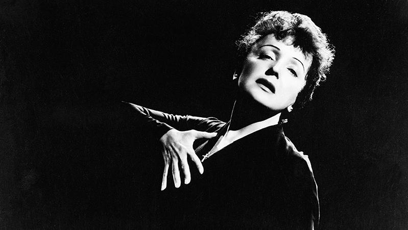Edith Piaf sopracciglia '20