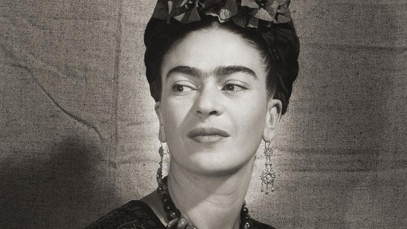 Frida Kahlo sopracciglia
