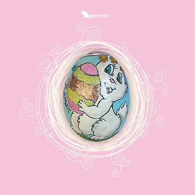 uova pasquali dipinte