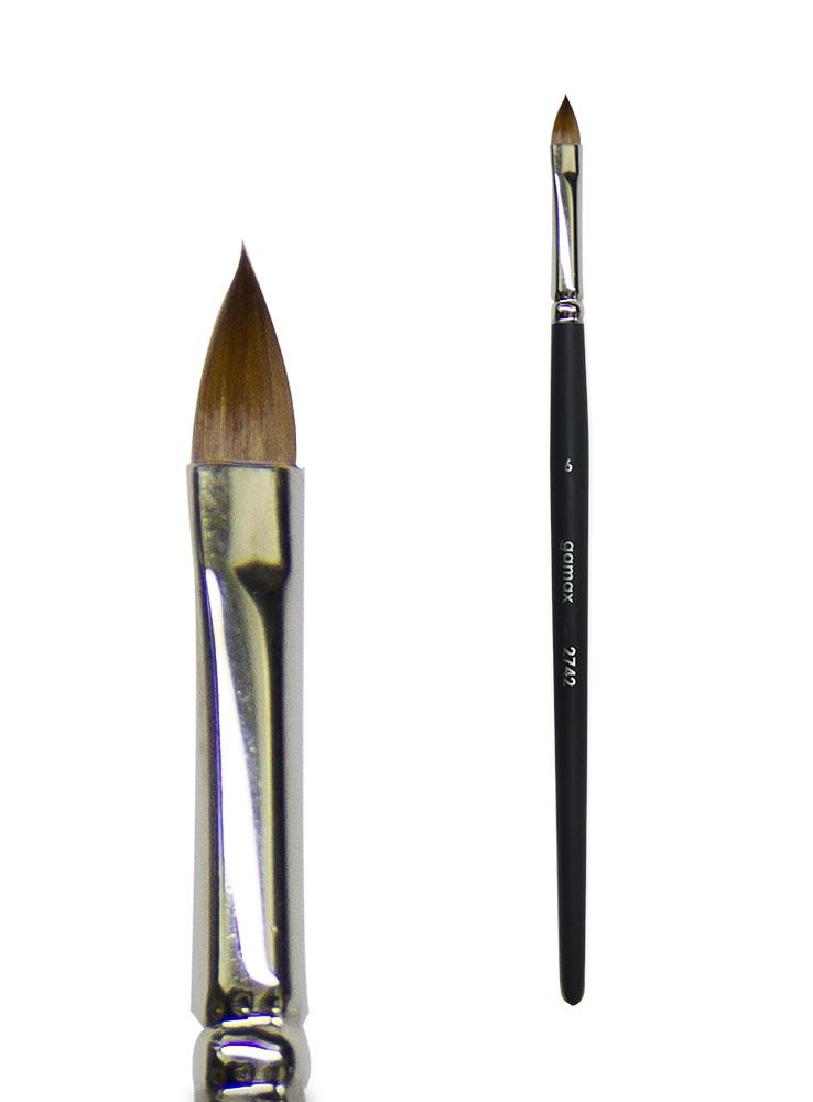 pennello per gel unghie