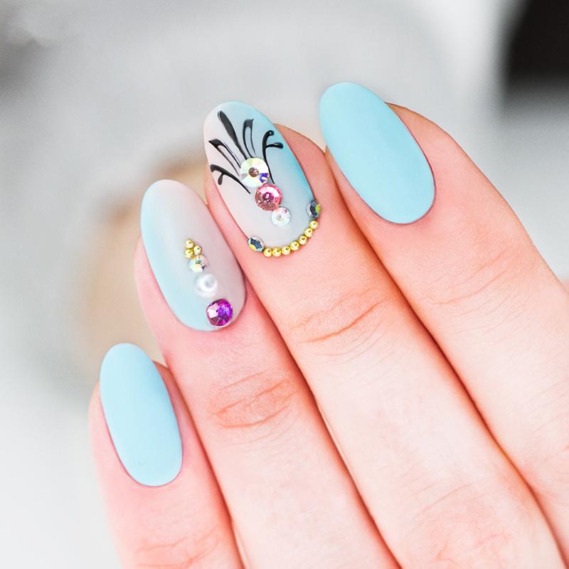 Brillantini unghie