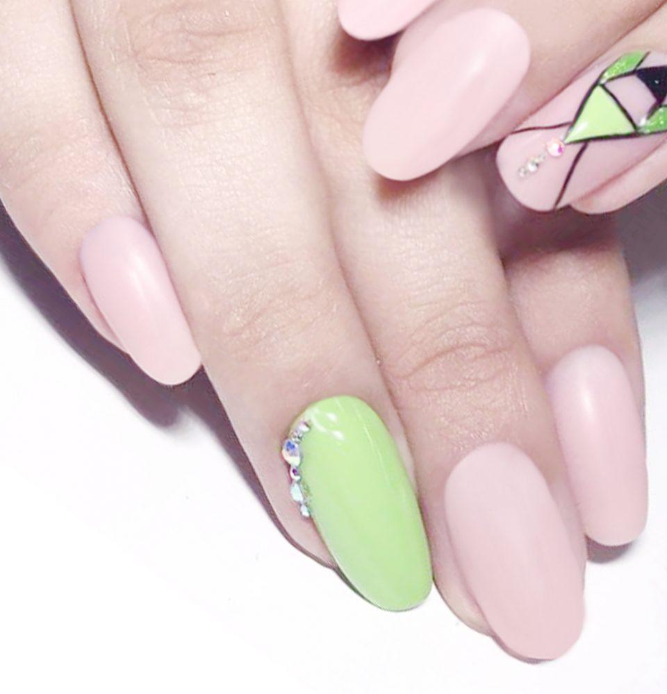 passo passo nail art