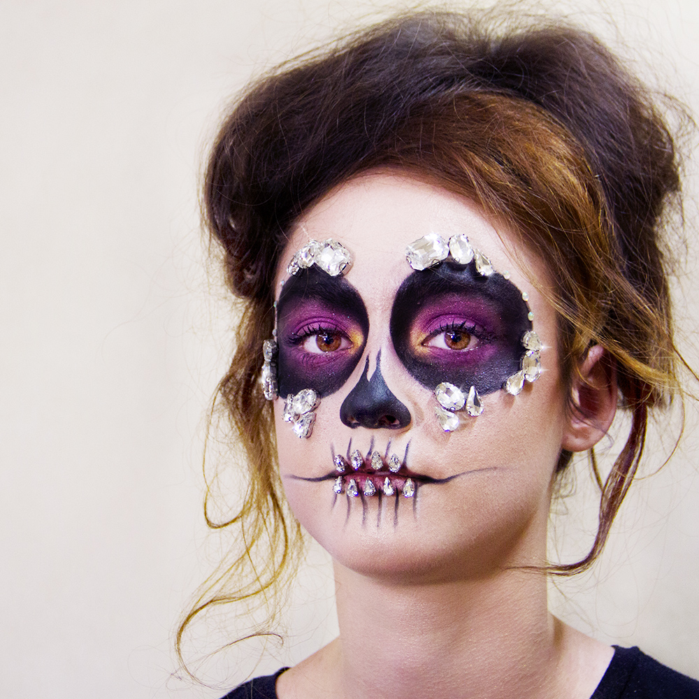 Trucco viso Halloween