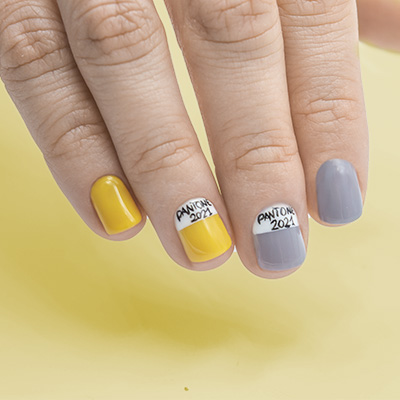 Nail Art Colour of the Year 2021