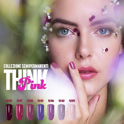 Tutti i colori Think Pink Gamax