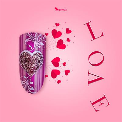 Michela Creuso Nail Art di San Valentino