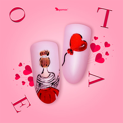 Roberta Langella Nail Art di San Valentino