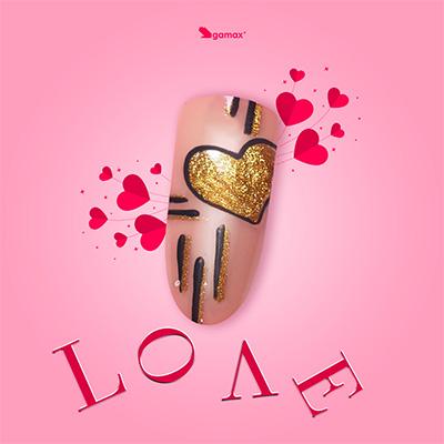 Milena Maglione Nail Art di San Valentino