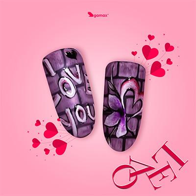 Mariantonietta Mazzareillo Nail Art di San Valentino