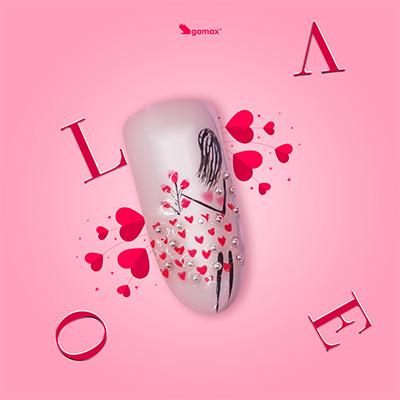 Milenis Mariani Nail Art di San Valentino