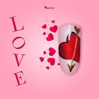 Rossella Ramaglia Nail Art San Valentino