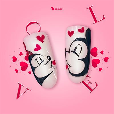 Serena Ronca Nail Art di San Valentino