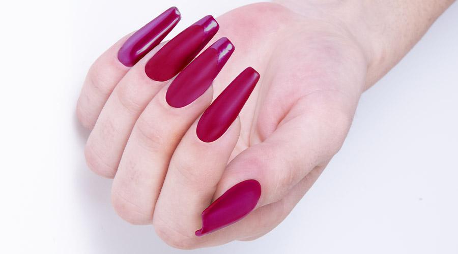 Storia della ricostruzione unghie