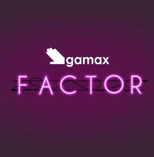gamax factor nail art