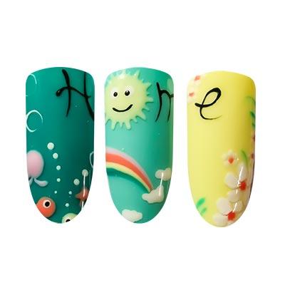 nail art semipermanente