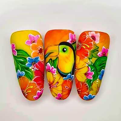 nail art esotica