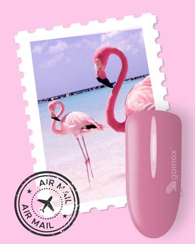 smalto semipermanente rosa