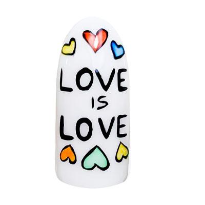 unghie giornata mondiale contro l'omofobia