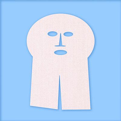 Maschera viso e collo