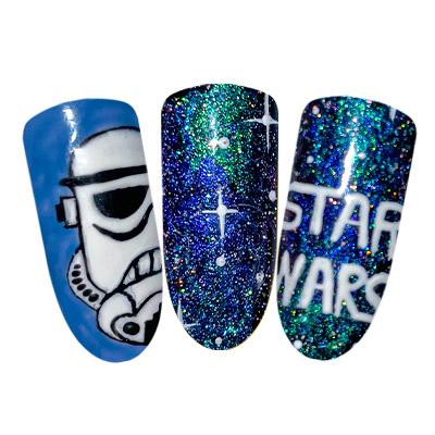 unghie star wars