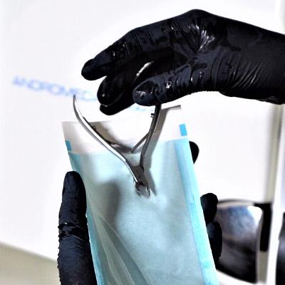 buste autoclave sterilizzare