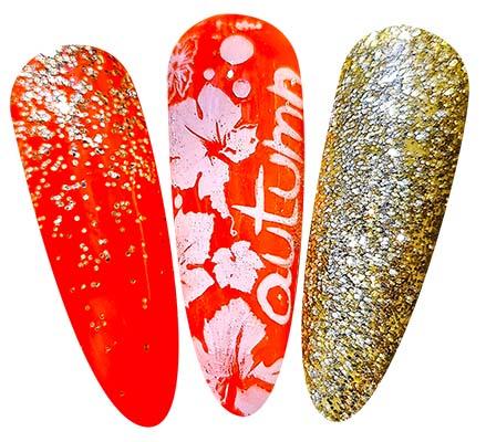 nail art autunno 2021