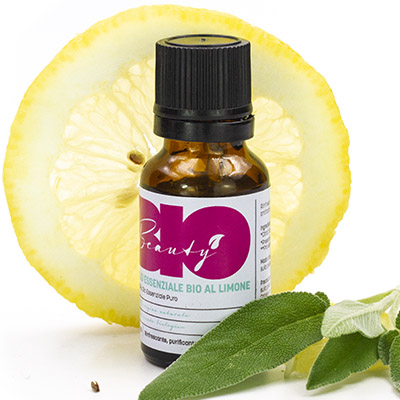 olio essenziale bio limone