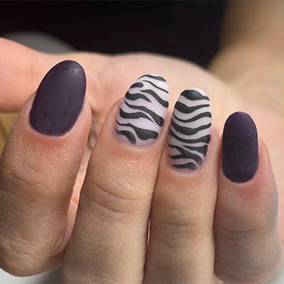 nail art armocromia autunno