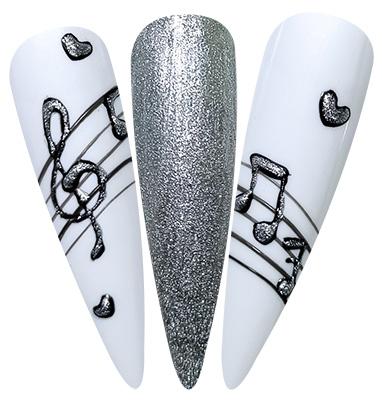 nail art musica live