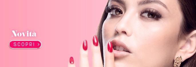 Novità cosmetici professionali